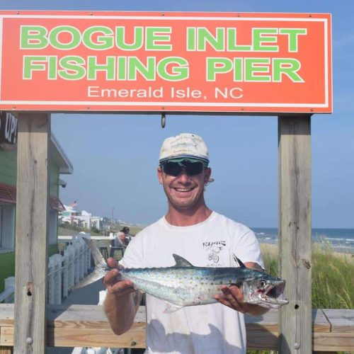 July september 2018 bogue inlet pier for Fishing report emerald isle nc
